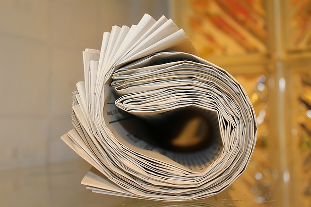 日用品で手軽に手作り!「新聞紙」を使った防災グッズの作り方