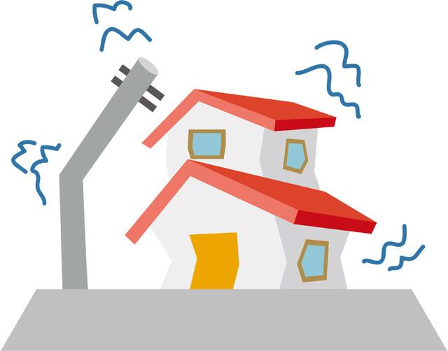 突然の地震?!備えよう!家の中の地震対策