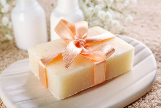 おしゃれでかわいい無添加の石鹸見つけました♡プチギフトにもどうですか
