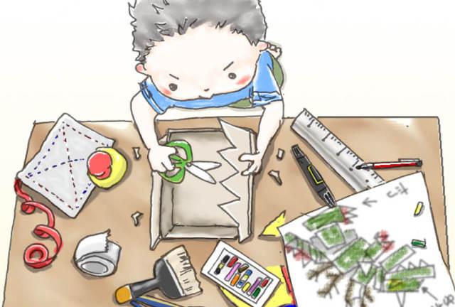 小学生の夏休み自由工作のアイデアです★楽しく簡単に作れる工作を集めました