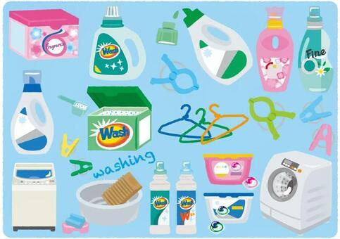 赤ちゃんにもOK!肌に優しい無添加の洗濯洗剤13選