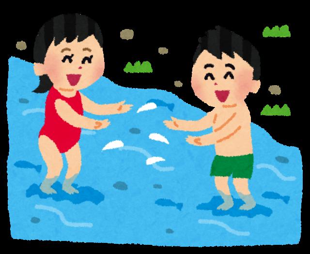子どもの水辺の事故に注意!「川遊び」における注意点とは