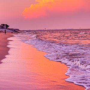オレンジと青の空の美しさに癒される♪「マジックアワー」画像集